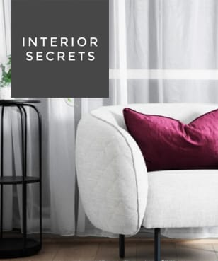 Interior Secrets - $100 Off