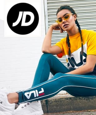 JD Sports - Free Delivery