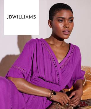 JD Williams - 25% Off