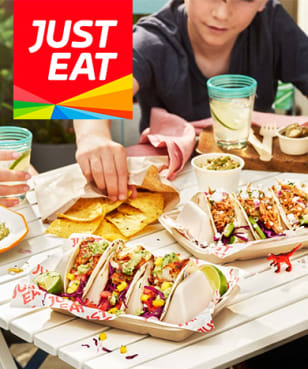 Just Eat - 15% Off