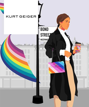 Kurt Geiger - 20% Off