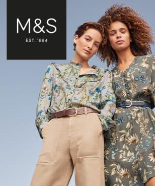 Marks & Spencer - 50% Off