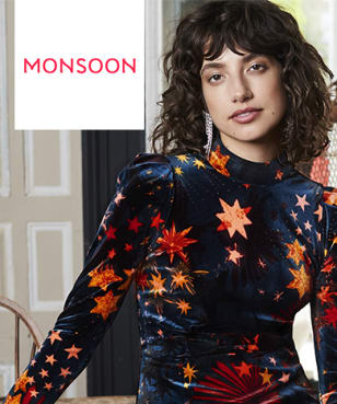 Monsoon - Extra 15% Off