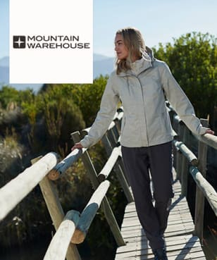 Mountain Warehouse - Free Delivery
