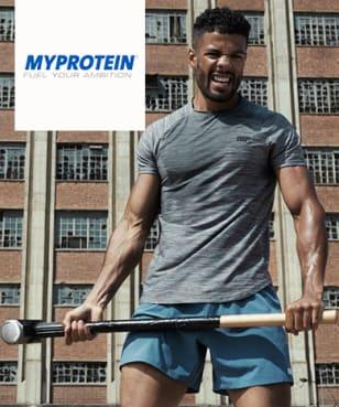 Myprotein.cz - Sleva 40%