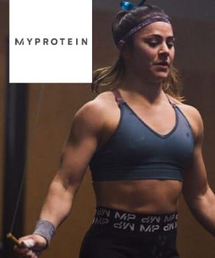 Myprotein - 35% Rabatt
