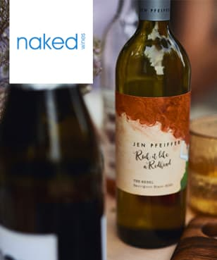 Naked Wines - £80 Off