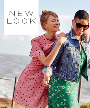 New Look - up to 60% Off