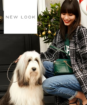 New Look - up to 40% Off