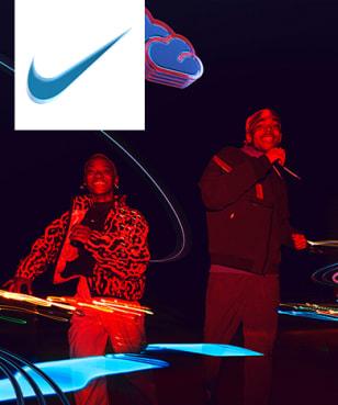 Nike - 40% de réduction