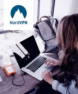 NordVPN - Best in market orang