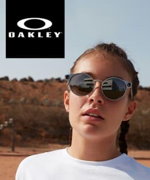 Oakley - Bis zu 50%