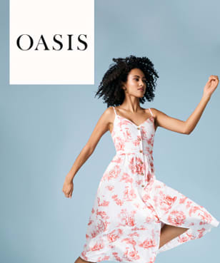 Oasis - 15% Off