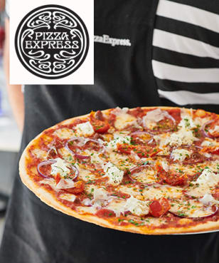 PizzaExpress - 2 for 1