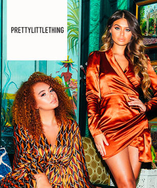 PrettyLittleThing - 25% Off