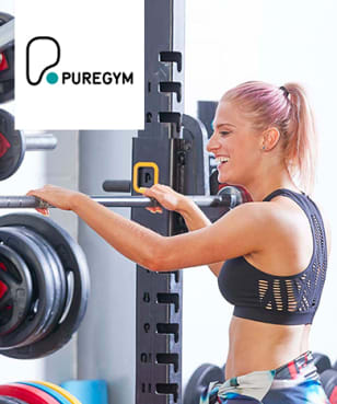 Pure Gym - 50% Off