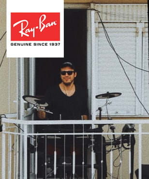 Ray-Ban® - 15% de réduction