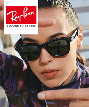 Ray-Ban Sunglasses - 25% Off