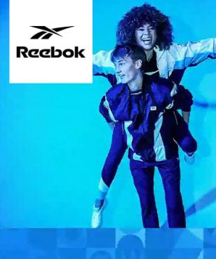 Reebok - 20% Off