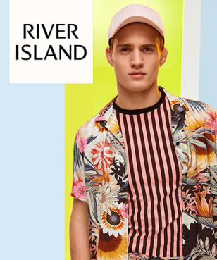 River Island - Free £5 Gift Card
