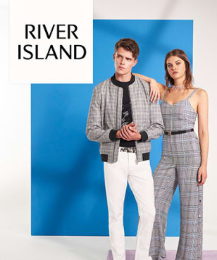 River Island - 50% Off