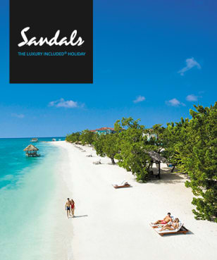 Sandals Holidays - Reward