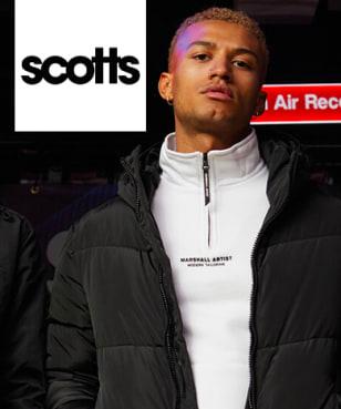 Scotts Menswear - 50% Off