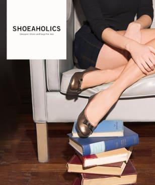 Shoeaholics - 25% Off
