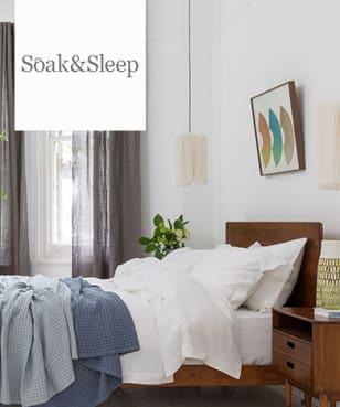 Soak & Sleep - 20% Off