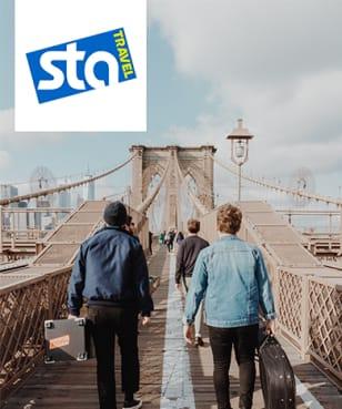 STA Travel - £15 Off