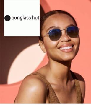 Sunglass Hut - Up to 50% Off