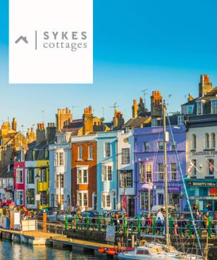 Sykes Cottages - Best in market orang