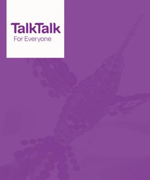 TalkTalk - Reward