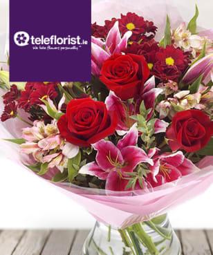 teleflorist.ie - 11% Off