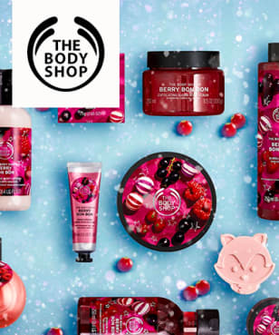 The Body Shop - 40% Off