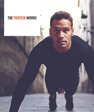 The Protein Works - Exklusives Angebot