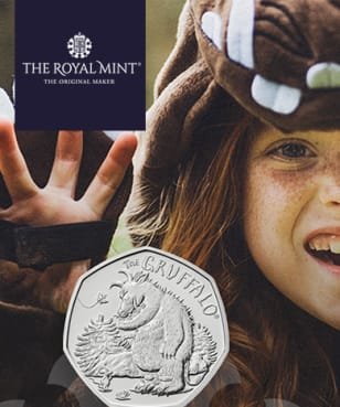 The Royal Mint - 25% Off