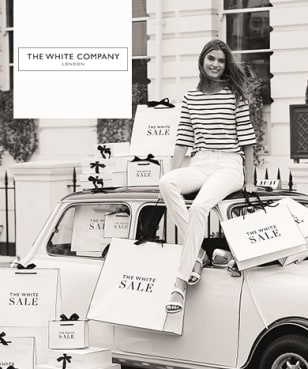 The White Company - Amazing Discount