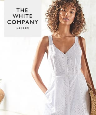 The White Company - 10% Off