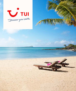 TUI Holidays - €70 Off
