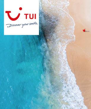 TUI Holidays - €100 Off