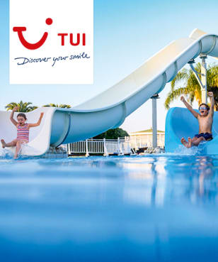 TUI Holidays - €75 off