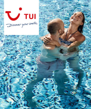 TUI Holidays - €75 off