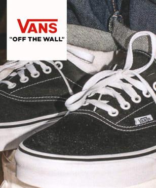 Vans - 50% Off