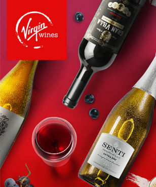 Virgin Wines - £50 Off