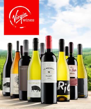 Virgin Wines - £60 Off