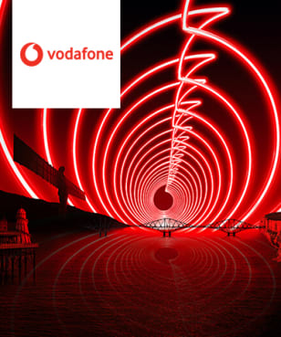 Vodafone - £80 Gift Card