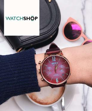 Watch Shop - 20% Off