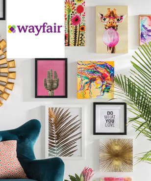 Wayfair - Free  £10 Gift Card