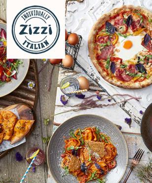 Zizzi - Zizzi - 20, 25 or 30% Off Food at Zizzi (Price Varies by Location)